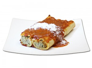 Cannelloni – Spinach and Ricotta