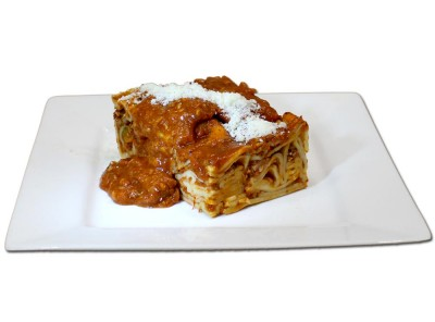 Lasagna – Spinach and Ricotta