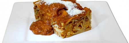 Lasagna – Vegetable