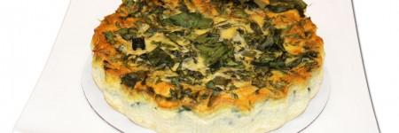 Egg Souffle (Large) – Vegetarian