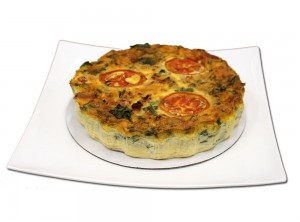 Egg Souffle (Large) – Bacon